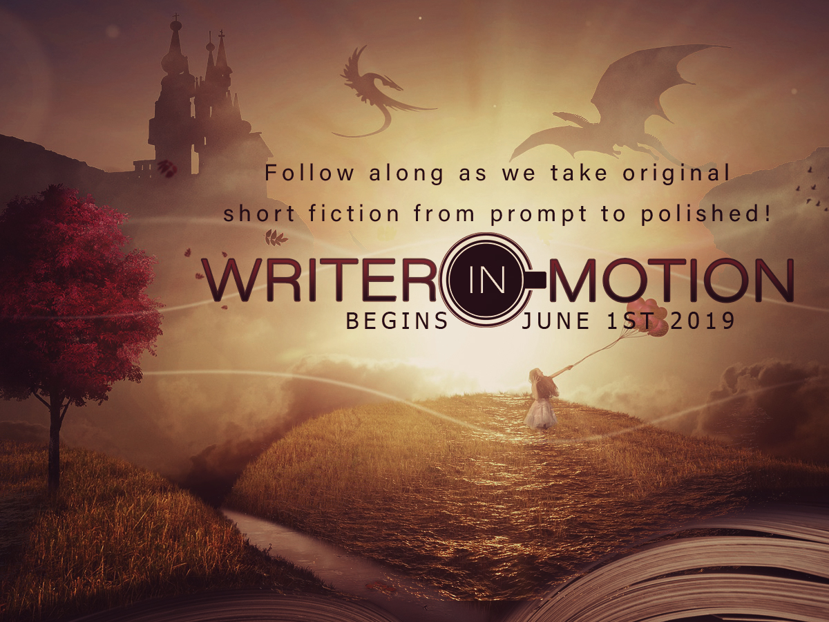 Writer in Motion