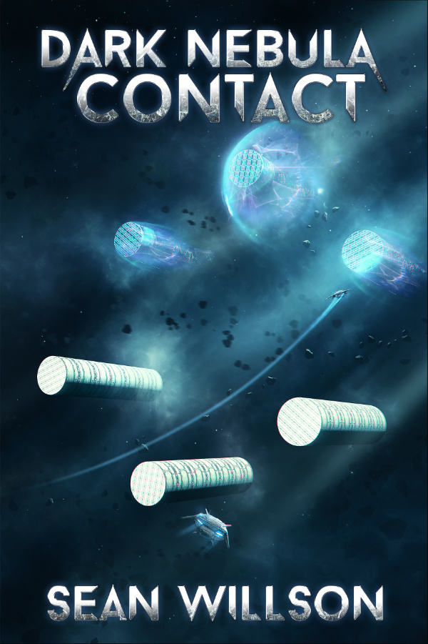 Dark Nebula: Contact Cover