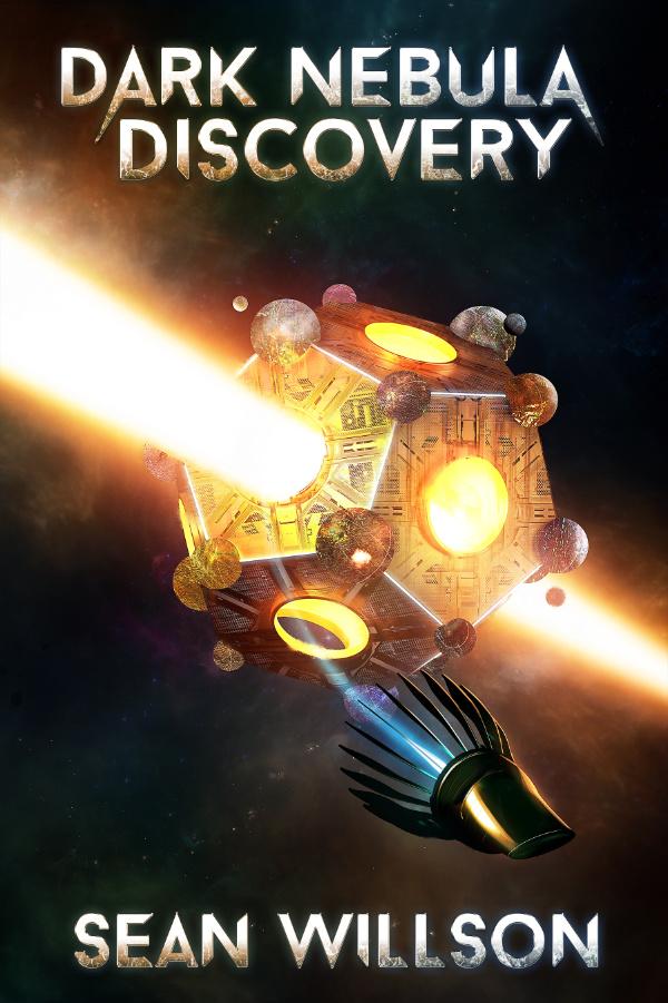 Dark Nebula: Discovery Cover