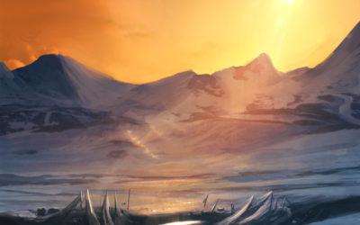Dark Nebula: Generations Cover Reveal