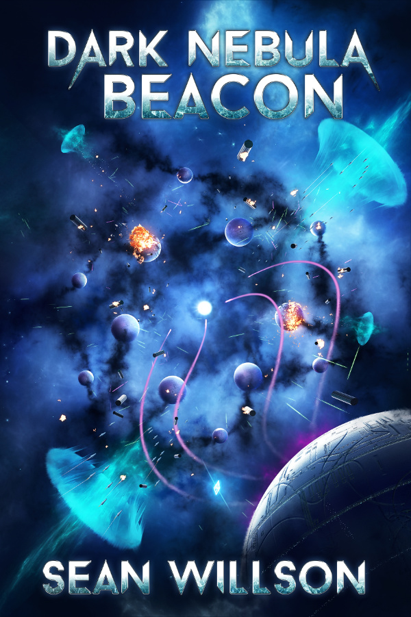 Dark Nebula Beacon Cover